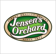 jensen's orchard logo in square