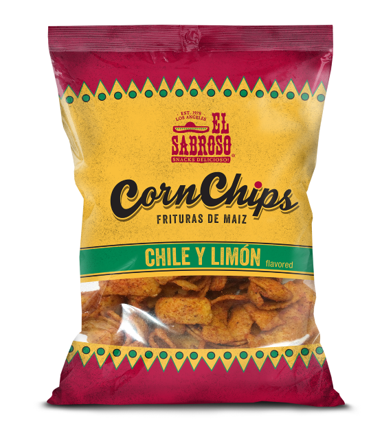 Chili and Limon Corn Chips