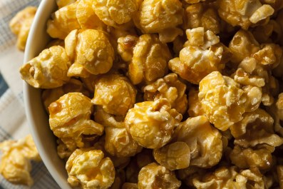 snak king popcorn launch